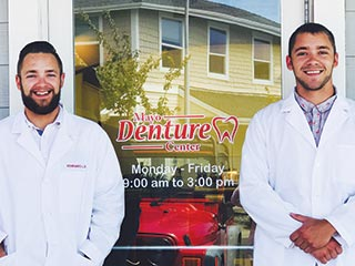 They're All Smiles at Mayo Denture Clinic