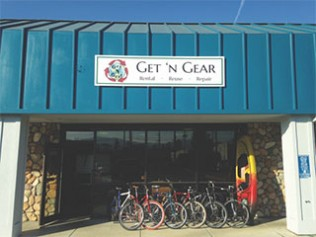 Get 'n Gear Opens New Medford Location