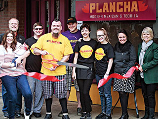 Plancha: Fresh, Flavorful Mexican Dining, with a Twist