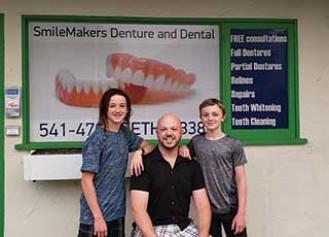 Denturist Matt Tripp Will Make You Smile