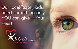 CASA of Josephine County Needs Volunteers