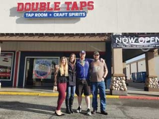 Great Beverages and Fun at Double Taps