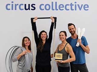Fun and Games at Levity Circus Collective