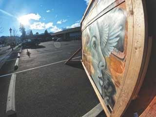 Wagner Plaza Restores Hope
